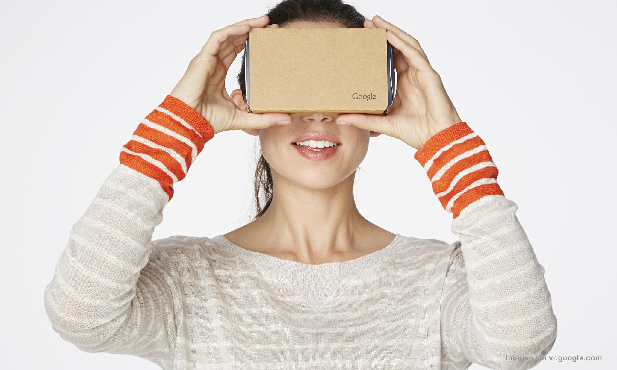todoandroid360 - Cardboard Google Vr