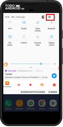 Ajustes Android 7.0 - todoandroid360 - 02