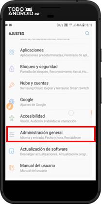 Administración general Android 7.0 - todoandroid360 - 03