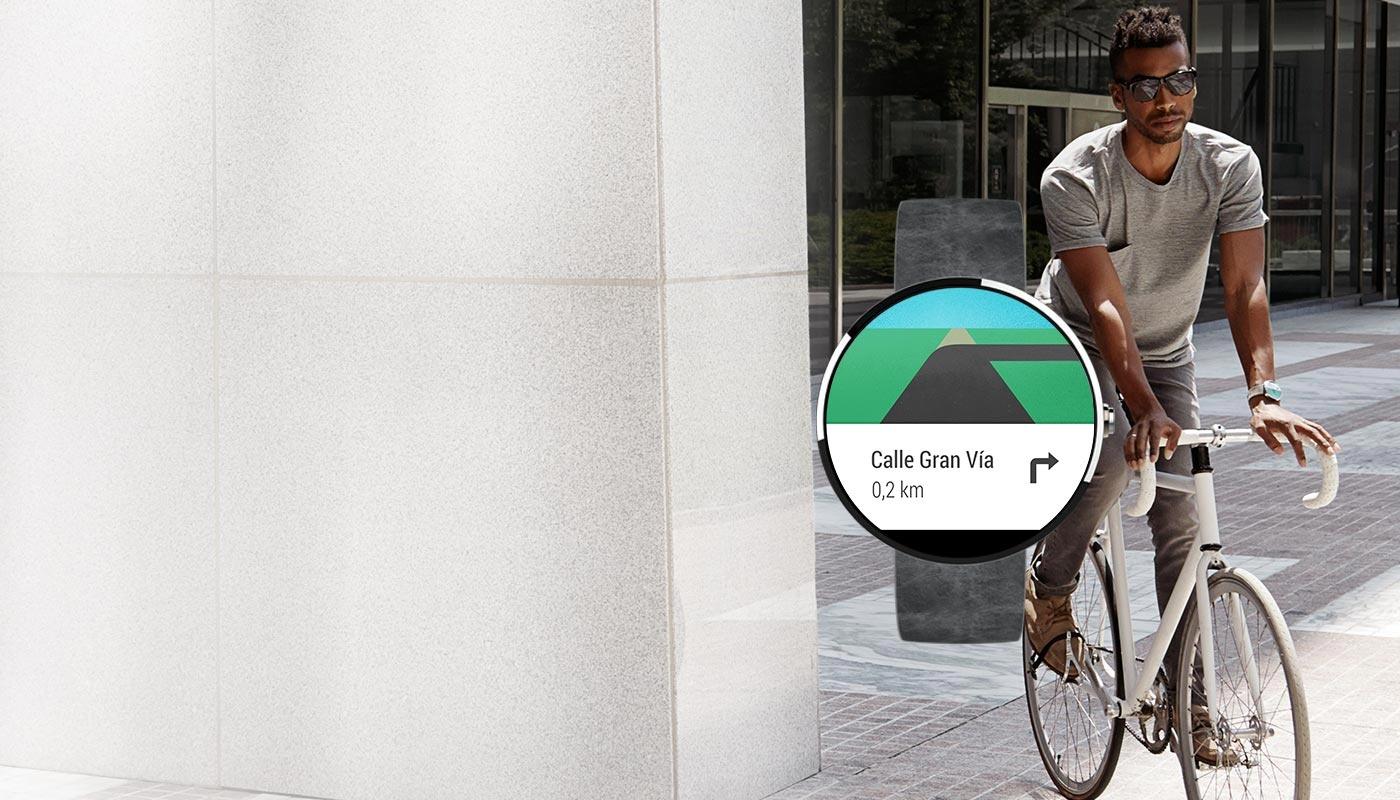 7 Funciones de los SmartWatch - todoandroid360 - Rastreo de Ubicaciones