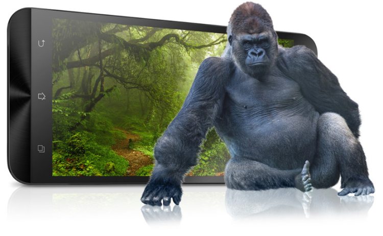 Gorilla Glass - todoandroid360