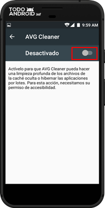 Tutorial Avg Cleaner - todoandroid360 - 25