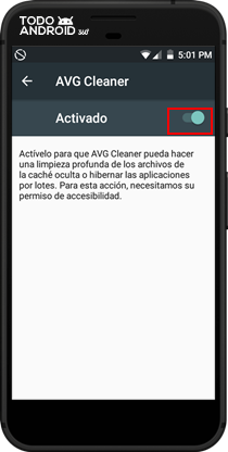 Tutorial Avg Cleaner - todoandroid360 - 26
