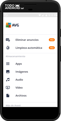 Avg Cleaner - opciones - todoandroid360 - 33