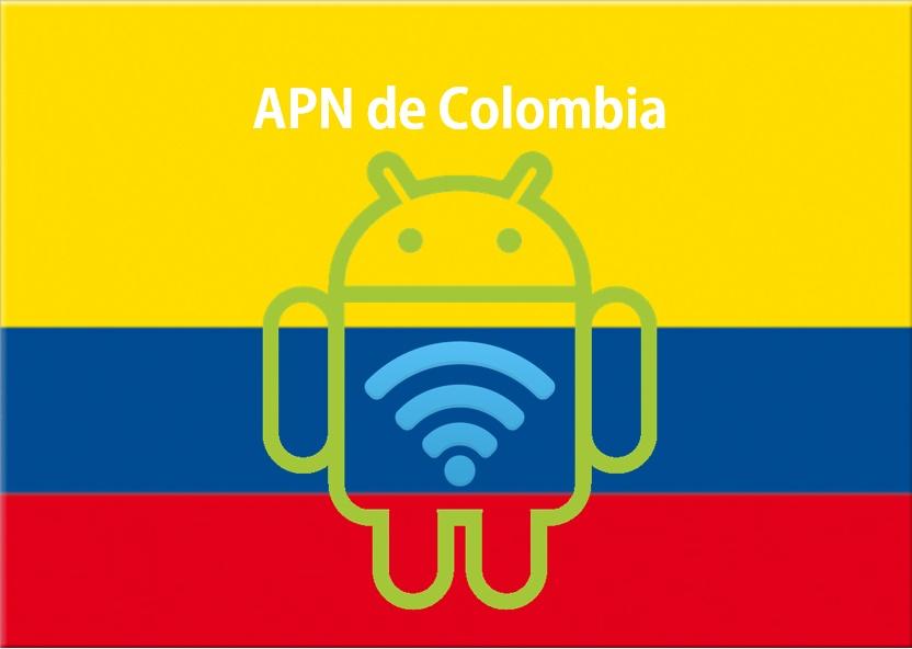 APN de Colombia - todoandroid360