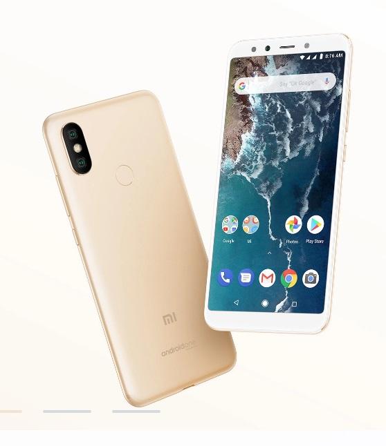 Gama media - Xiaomi MI A2 - TodoAndroid360