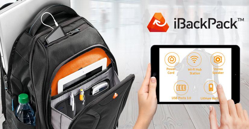 Gadgets para estudiantes - todoandroid360 - IBackPack