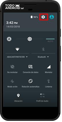 Opciones de desarrollador - Todoandroid360 - 02