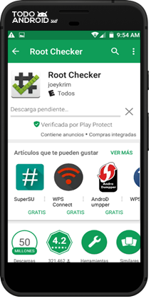 Root Checker Basic - Todoandroid - 03
