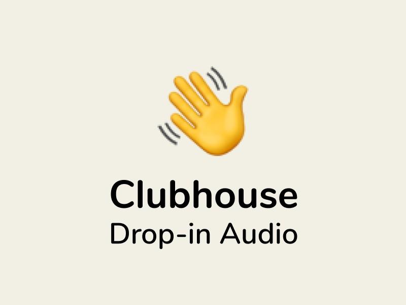 ClubHouse salas de audio